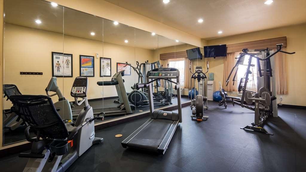 Best Western Plus Christopher Inn & Suites - Club de salud