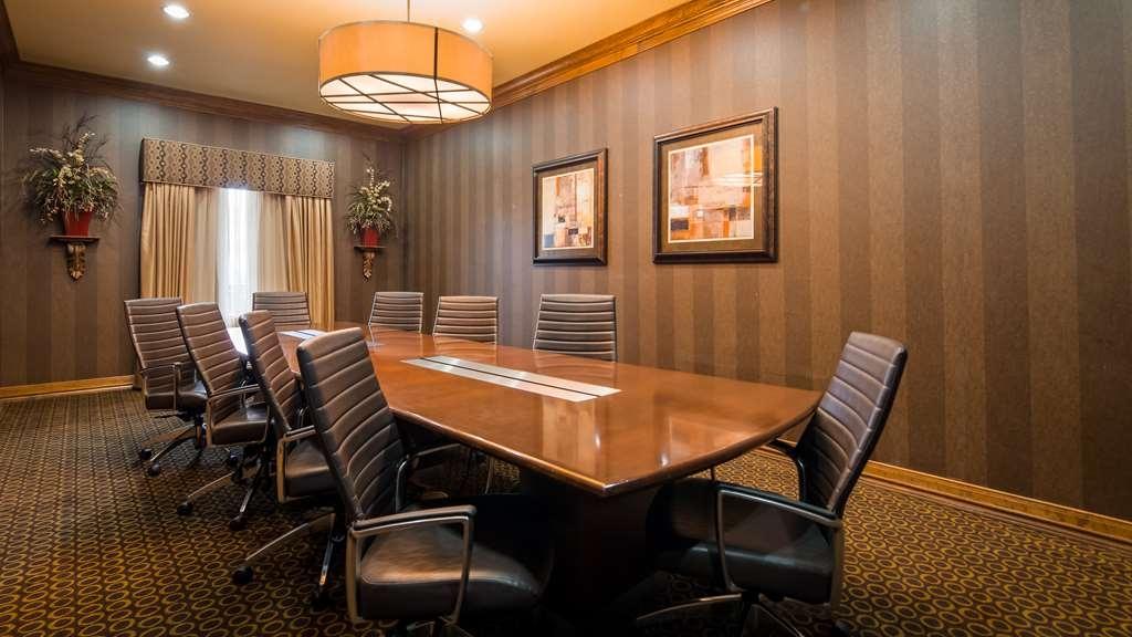Best Western Plus Christopher Inn & Suites - Sala de reuniones