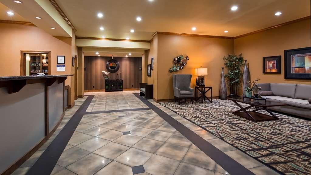 Best Western Plus Christopher Inn & Suites - Vue du lobby