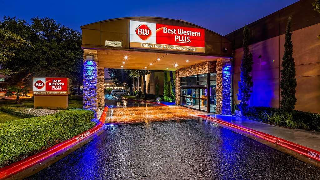 Best Western Plus Dallas Hotel & Conference Center - Außenansicht