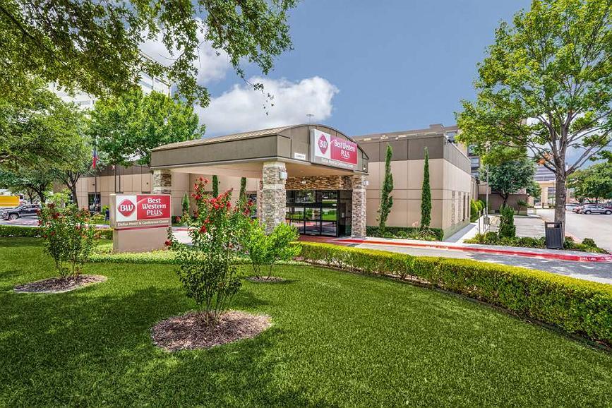 Best Western Plus Dallas Hotel & Conference Center - Aussenansicht