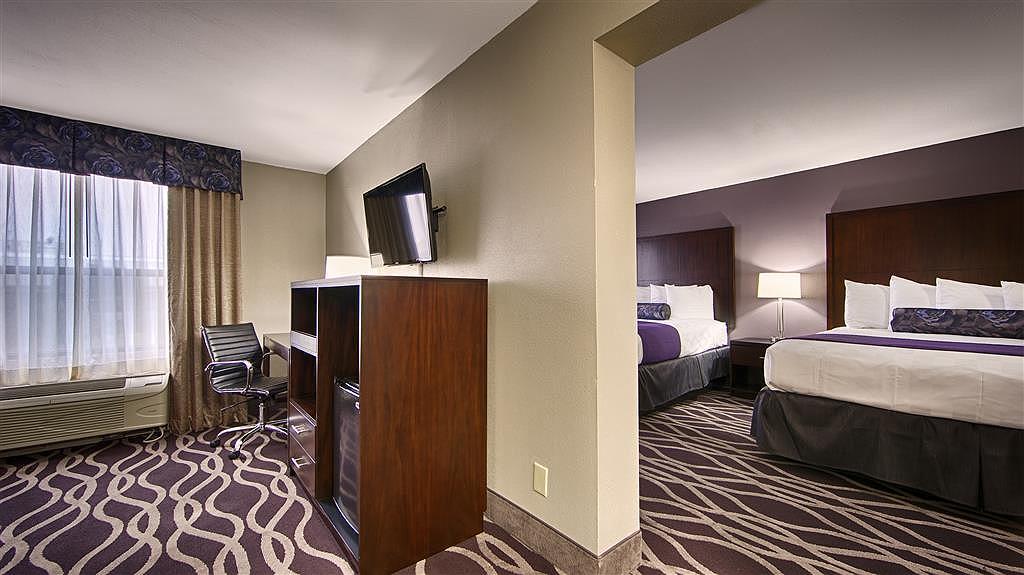 Hotel In Dallas Best Western Plus Dallas Hotel Conference Center
