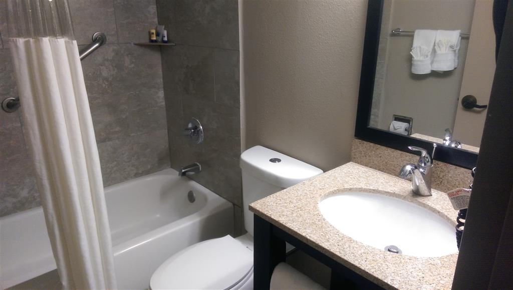 Best Western Plus Dallas Hotel & Conference Center - Salle de bain