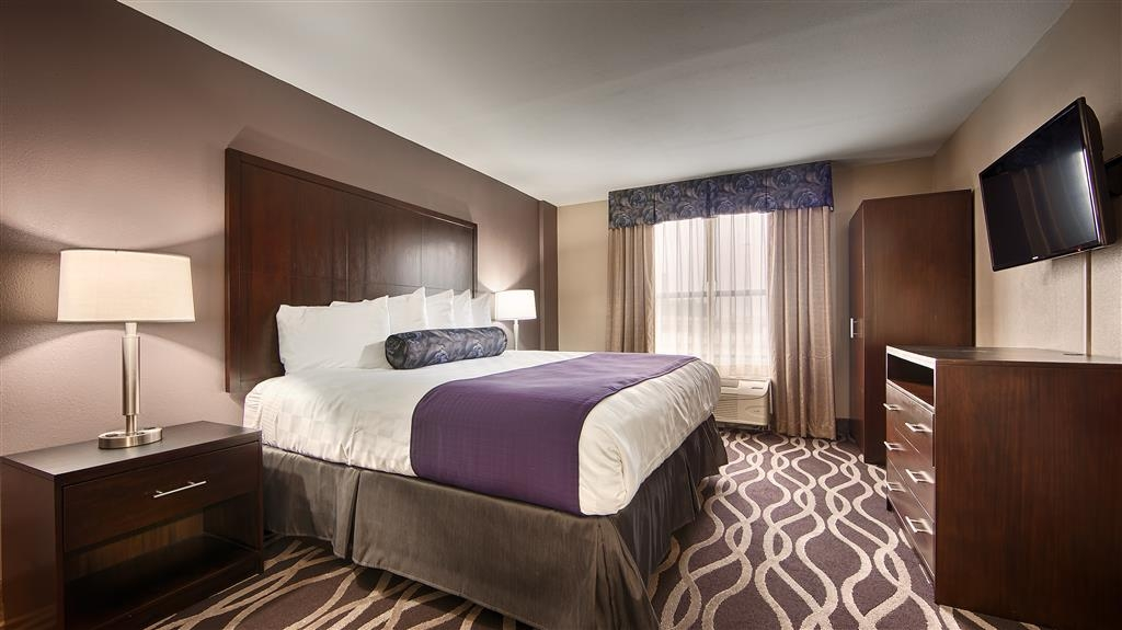 Best Western Plus Dallas Hotel & Conference Center - Chambres / Logements