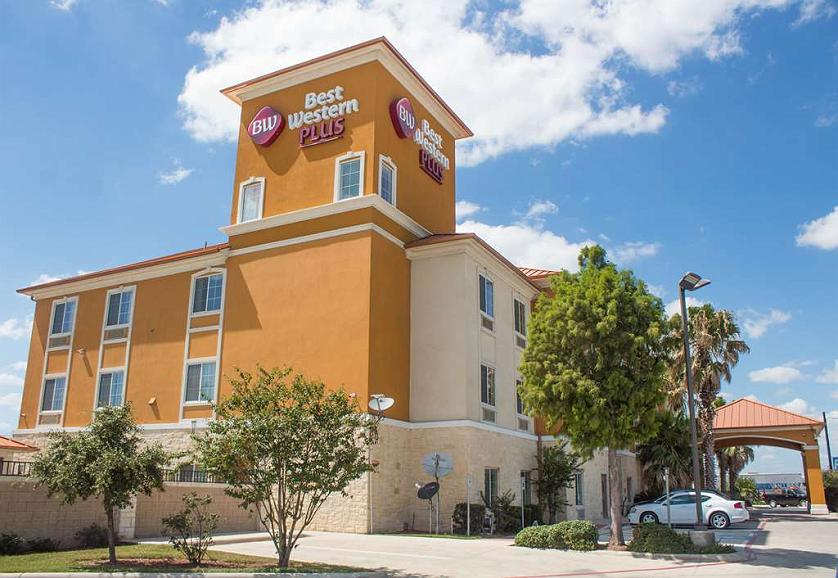 Best Western Plus San Antonio East Inn & Suites - Vista exterior