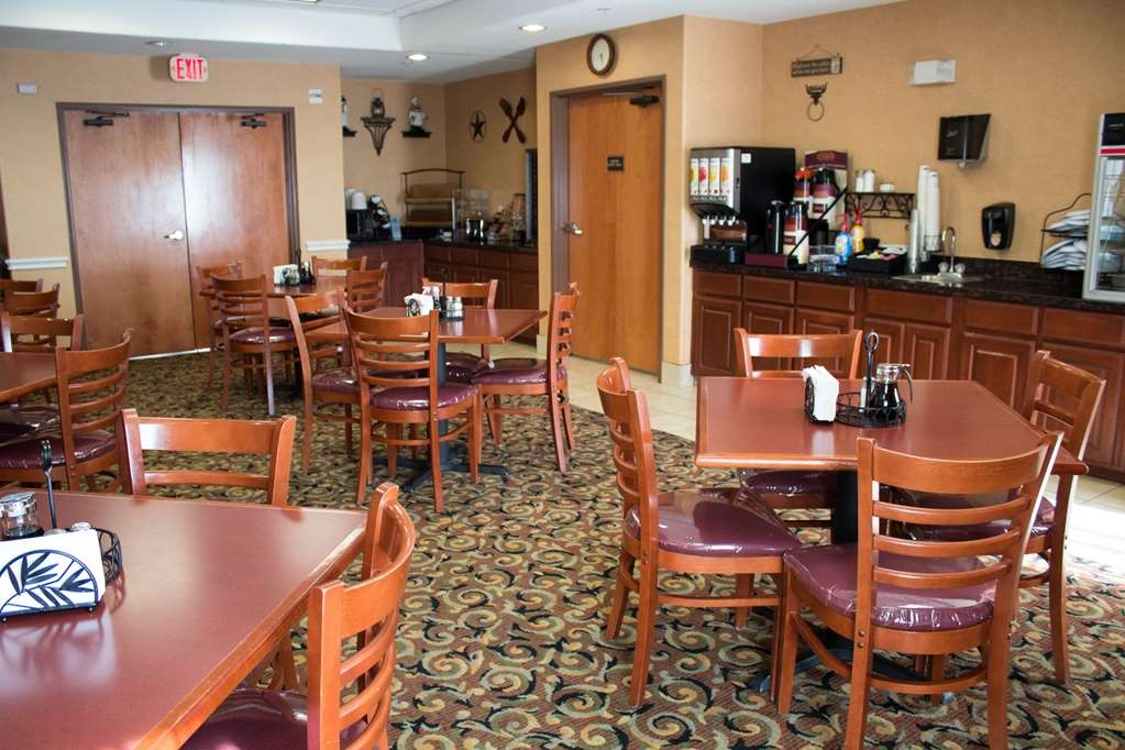 Best Western Plus San Antonio East Inn & Suites - Frühstücksbuffet