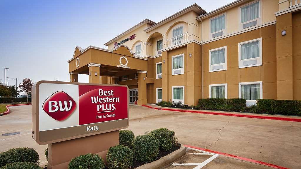Best Western Plus Katy Inn & Suites - Aussenansicht