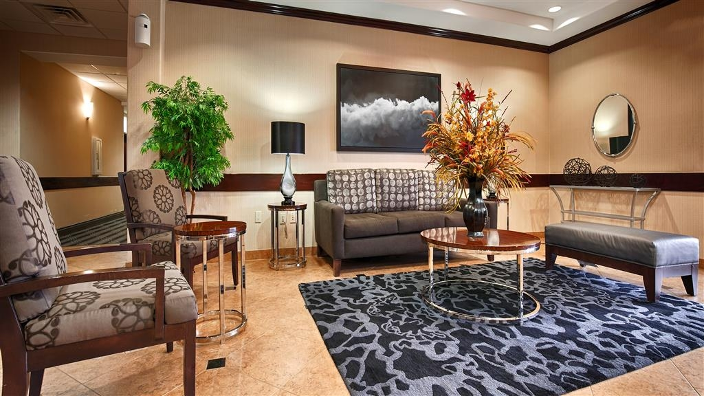 Best Western Plus Katy Inn & Suites - Hotelhalle