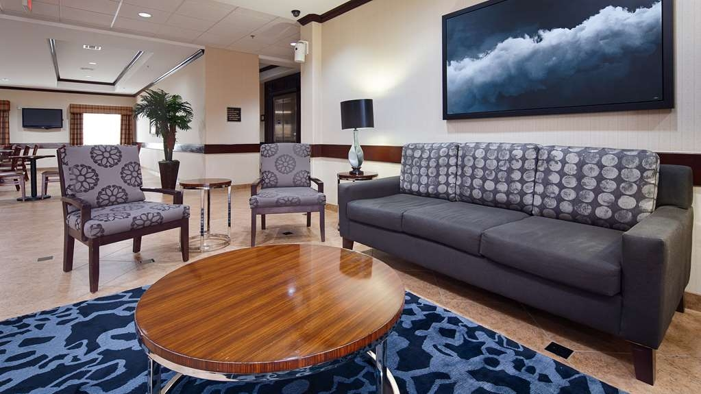 Best Western Plus Katy Inn & Suites - Lobbyansicht
