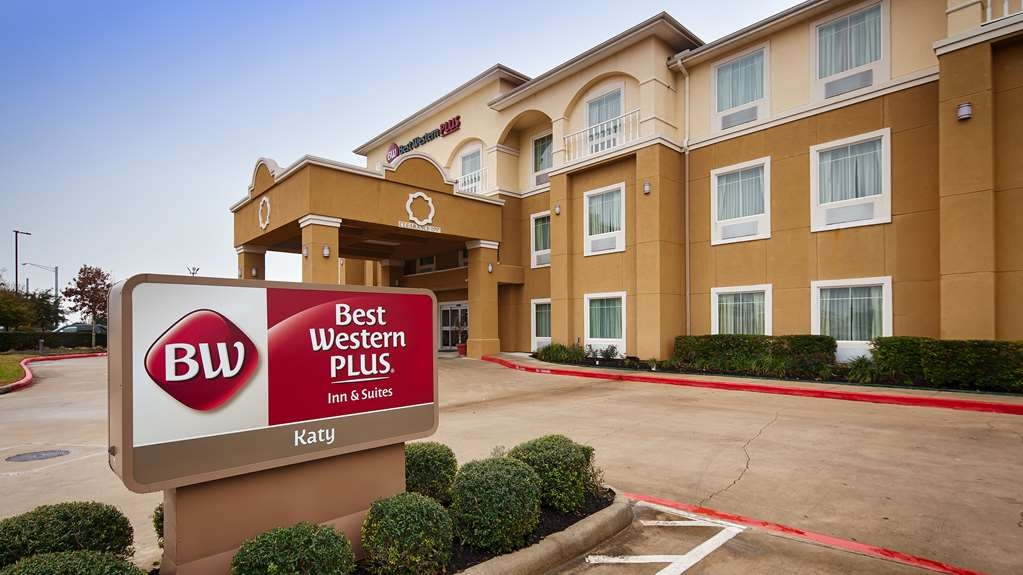 Best Western Plus Katy Inn & Suites - Außenansicht