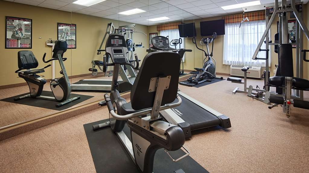 Best Western Plus Katy Inn & Suites - Fitnessstudio
