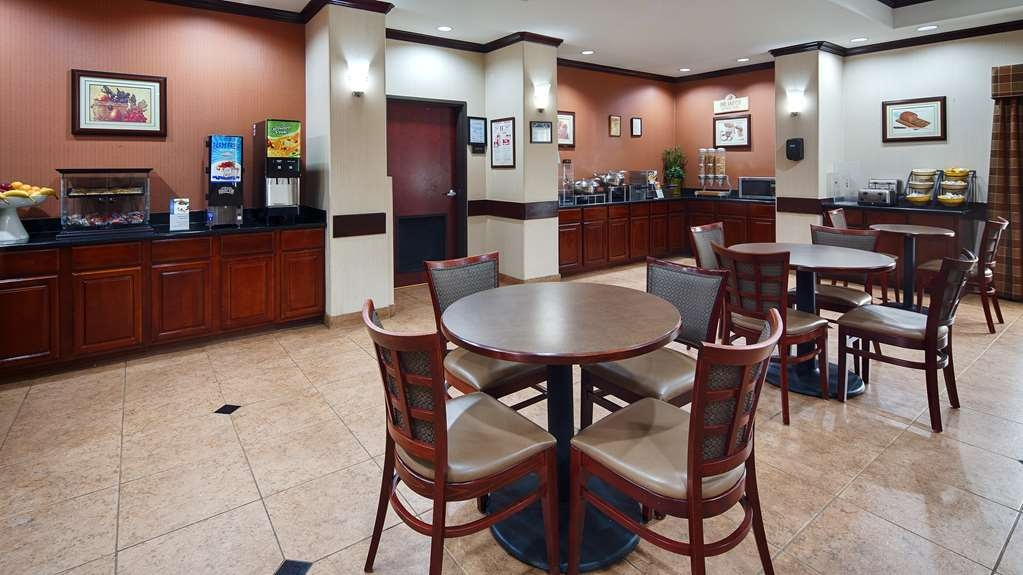 Best Western Plus Katy Inn & Suites - Restaurant / Gastronomie