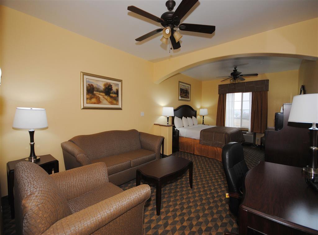 Best Western Plus Manvel Inn & Suites - Chambre