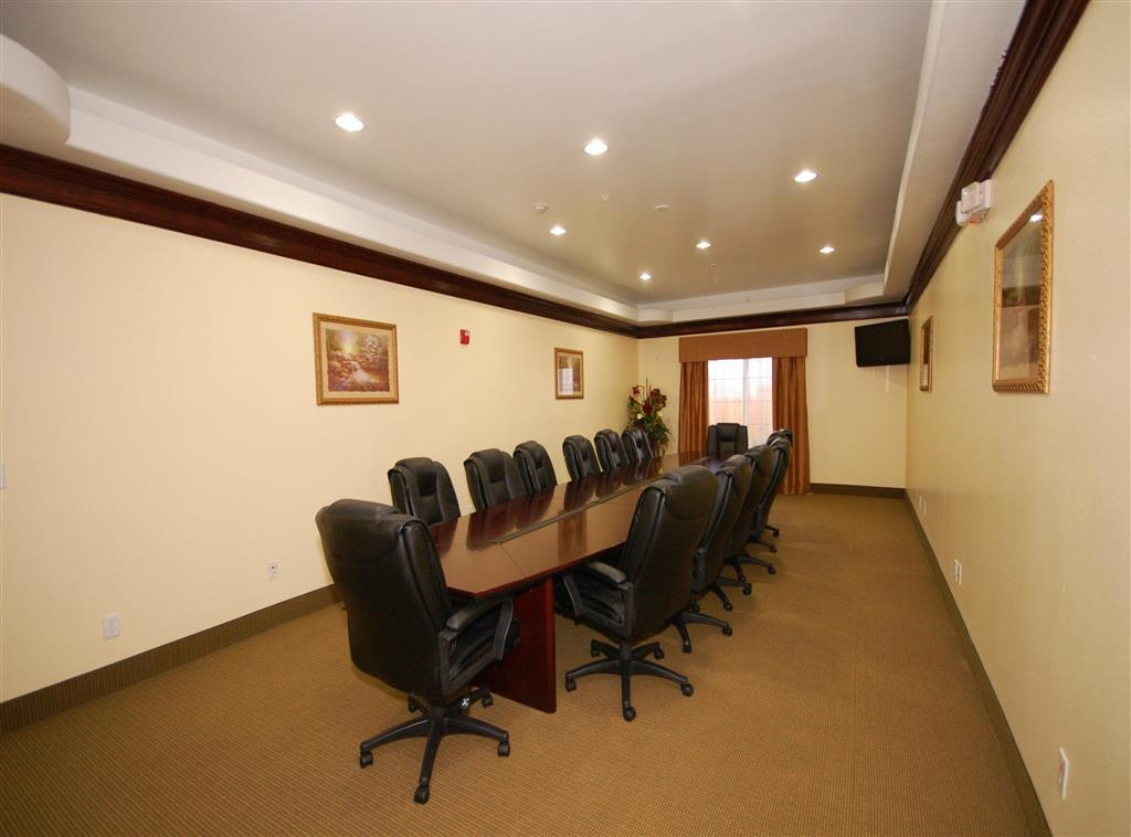 Best Western Plus Manvel Inn & Suites - Sala de reuniones