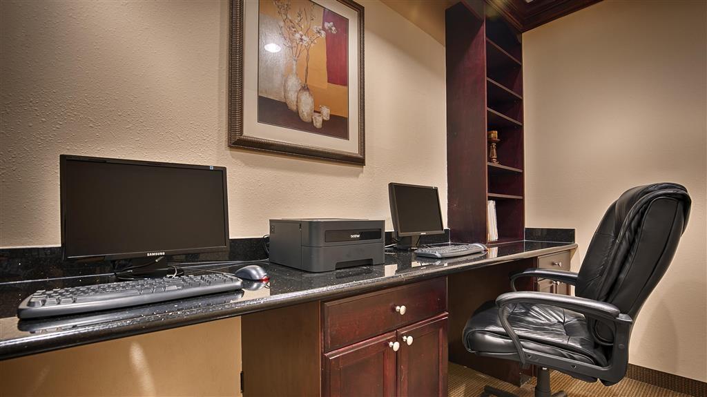 Best Western Plus Manvel Inn & Suites - centro de negocios-característica