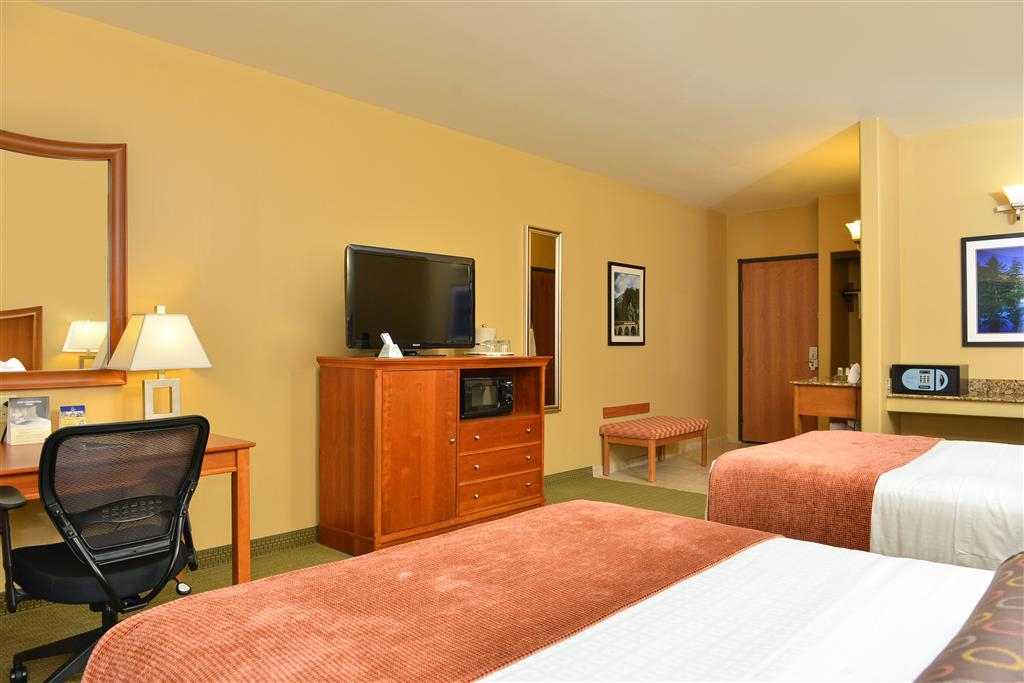 Best Western Plus Swiss Chalet Hotel & Suites - Camere / sistemazione