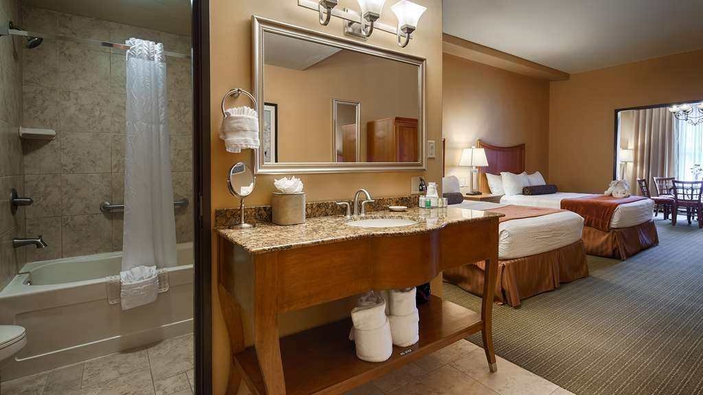 Best Western Plus Swiss Chalet Hotel & Suites - Bagno
