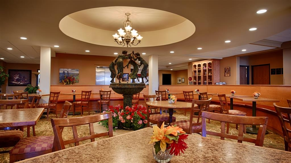 Best Western Plus Swiss Chalet Hotel & Suites - Area colazione