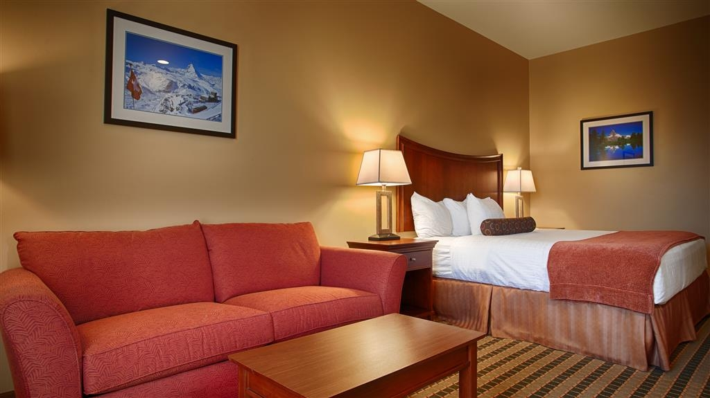 Best Western Plus Swiss Chalet Hotel & Suites - Camera