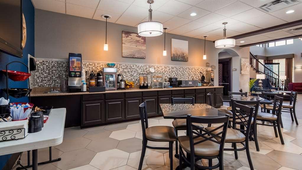 Best Western Hondo Inn - Breakfast Area