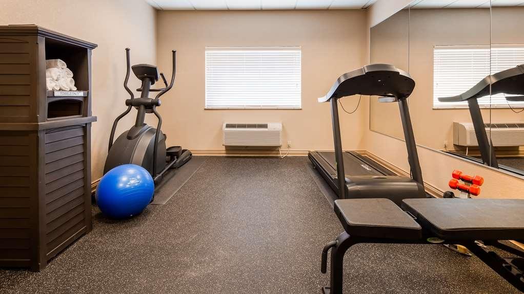 Best Western Hondo Inn - Fitness Center
