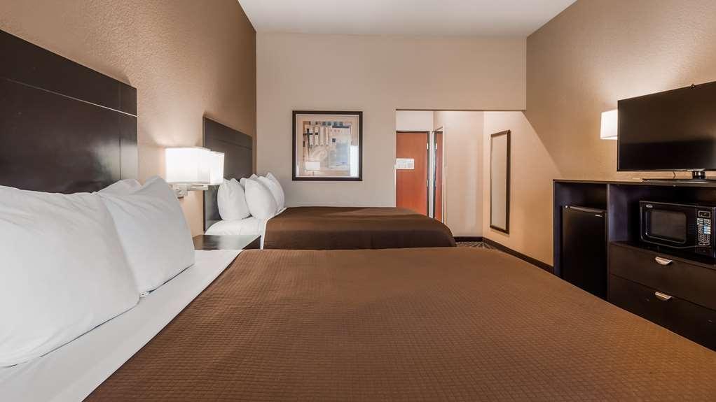 Best Western Hondo Inn - Two Queen Guest Room
