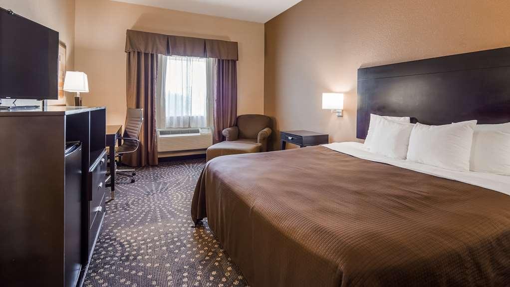 Best Western Hondo Inn - King Guest Room