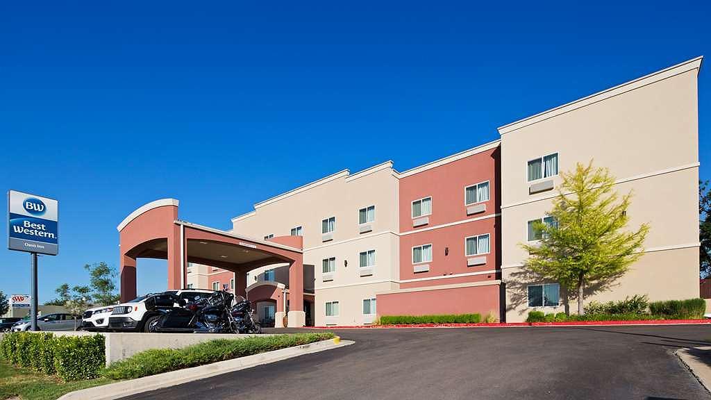 Best Western Oasis Inn - Vista exterior
