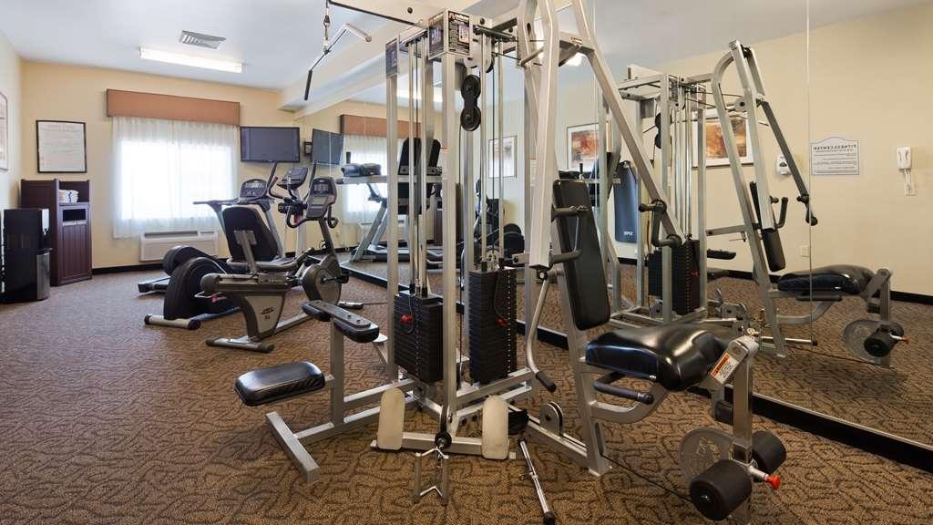 Best Western Oasis Inn - Club de salud