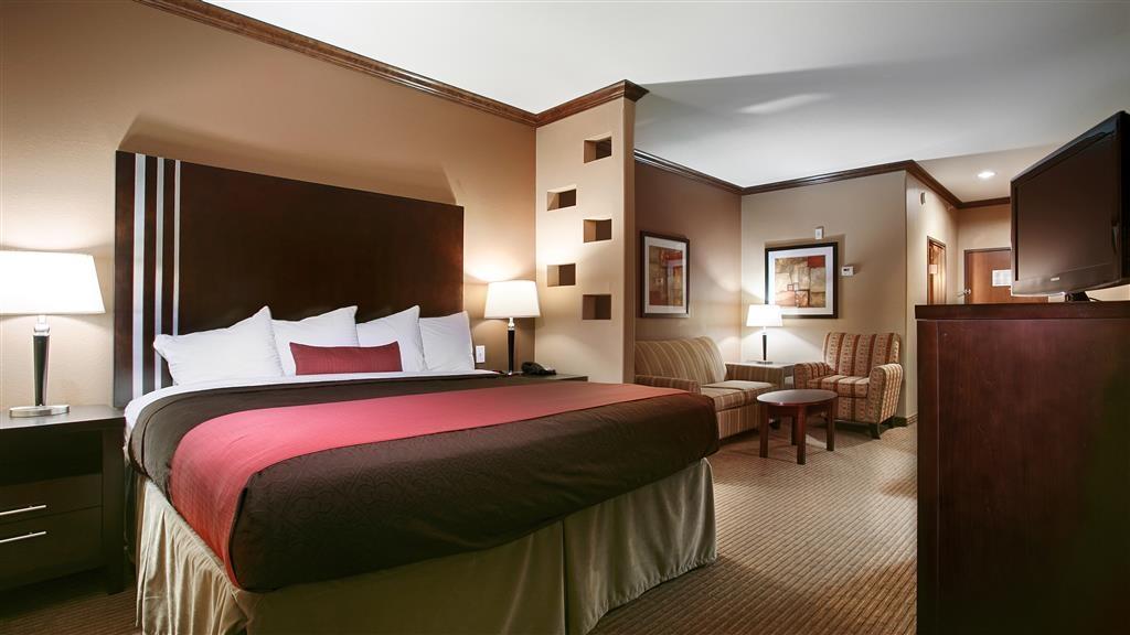 Best Western Plus Texoma Hotel & Suites - Gästezimmer/ Unterkünfte