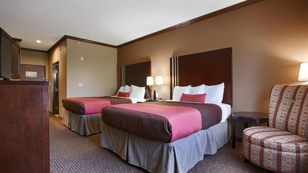Best Western Plus Texoma Hotel & Suites - Guest Room