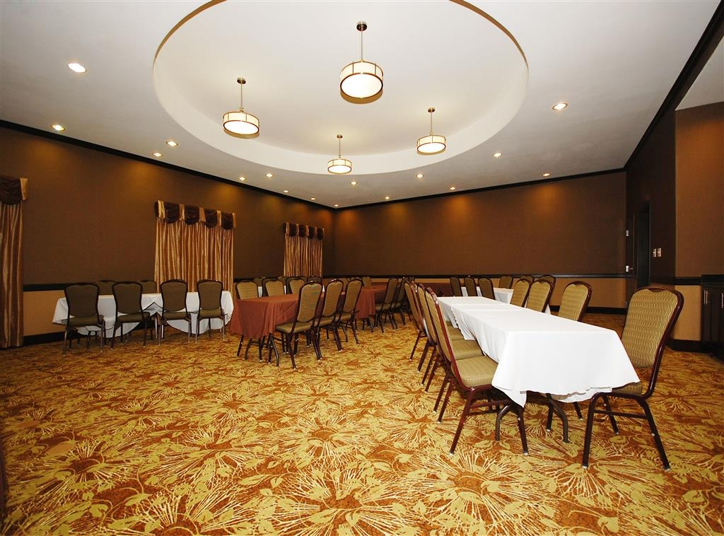 Best Western Plus Texoma Hotel & Suites - Sale conferenze