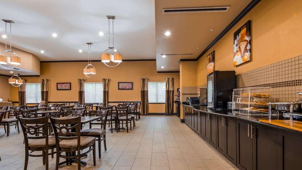 Best Western Plus Texoma Hotel & Suites - Restaurant / Gastronomie