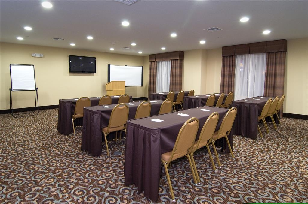 Best Western Bastrop Pines Inn - Give us a call to check rates and book one of our meeting rooms.