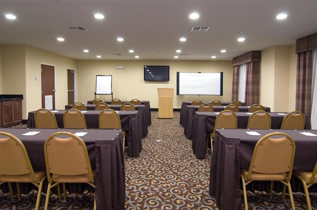 Best Western Bastrop Pines Inn - Servizi meeting