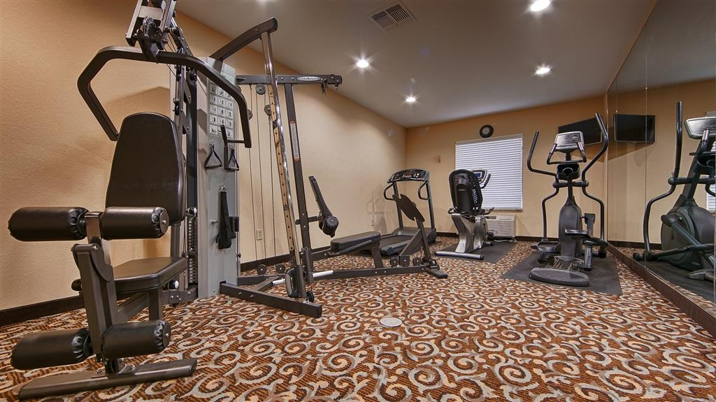 Best Western Bastrop Pines Inn - Club de salud
