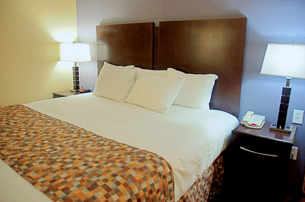 Best Western Bowie Inn & Suites - Camera standard con letto king size