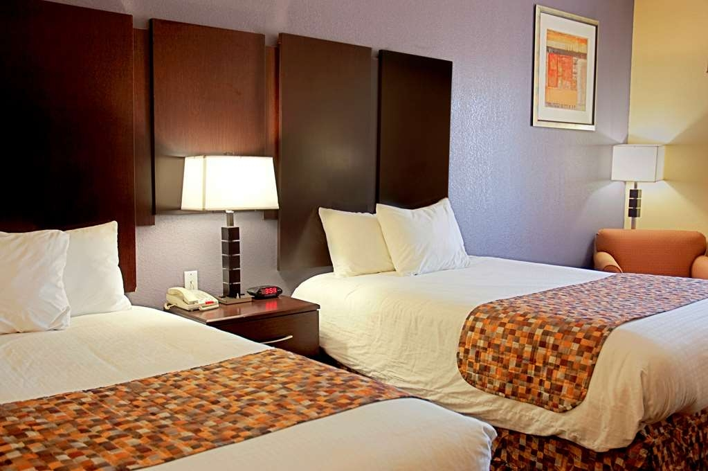 Best Western Bowie Inn & Suites - Camera standard con letto matrimoniale