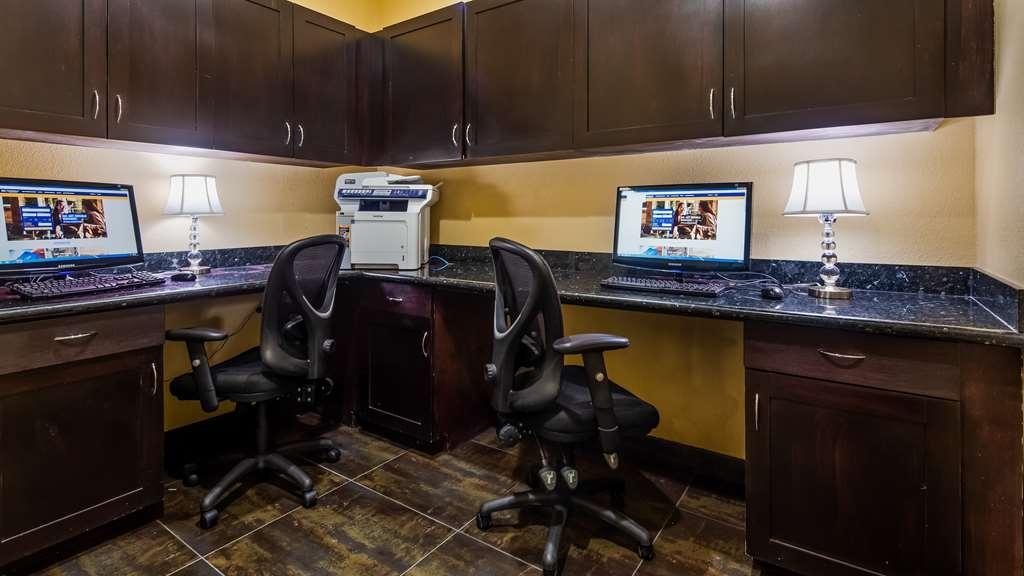 Best Western Bowie Inn & Suites - centro de negocios-característica
