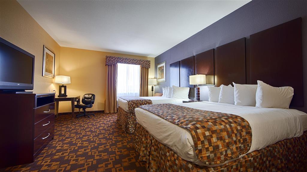 Best Western Bowie Inn & Suites - Habitaciones/Alojamientos