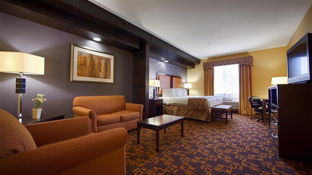 Best Western Bowie Inn & Suites - Gästezimmer/ Unterkünfte
