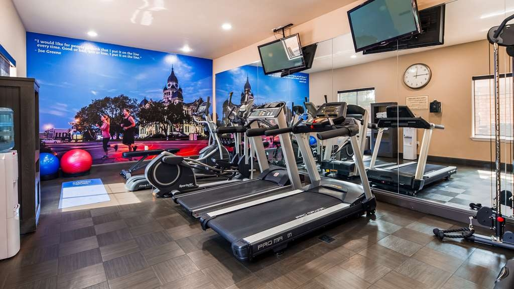 Best Western Premier Crown Chase Inn & Suites - Fitness Center
