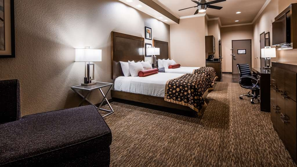 Best Western Premier Crown Chase Inn & Suites - Camere / sistemazione