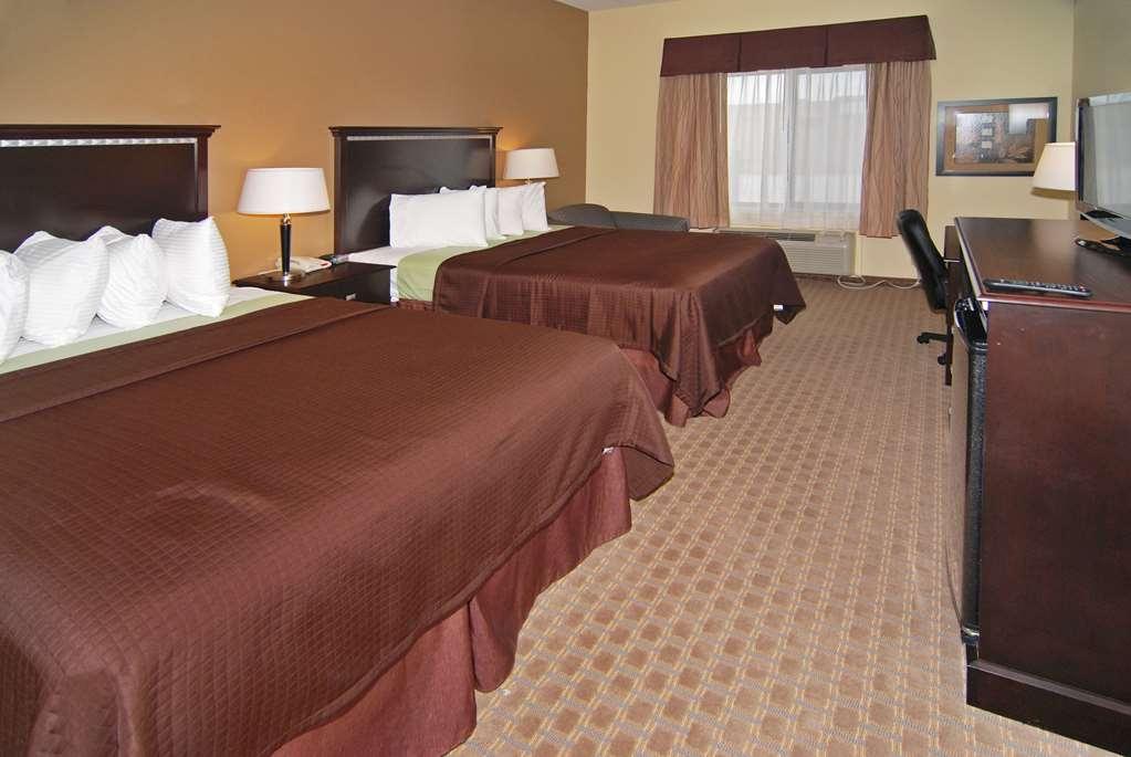 Best Western Lamesa Inn & Suites - Chambre