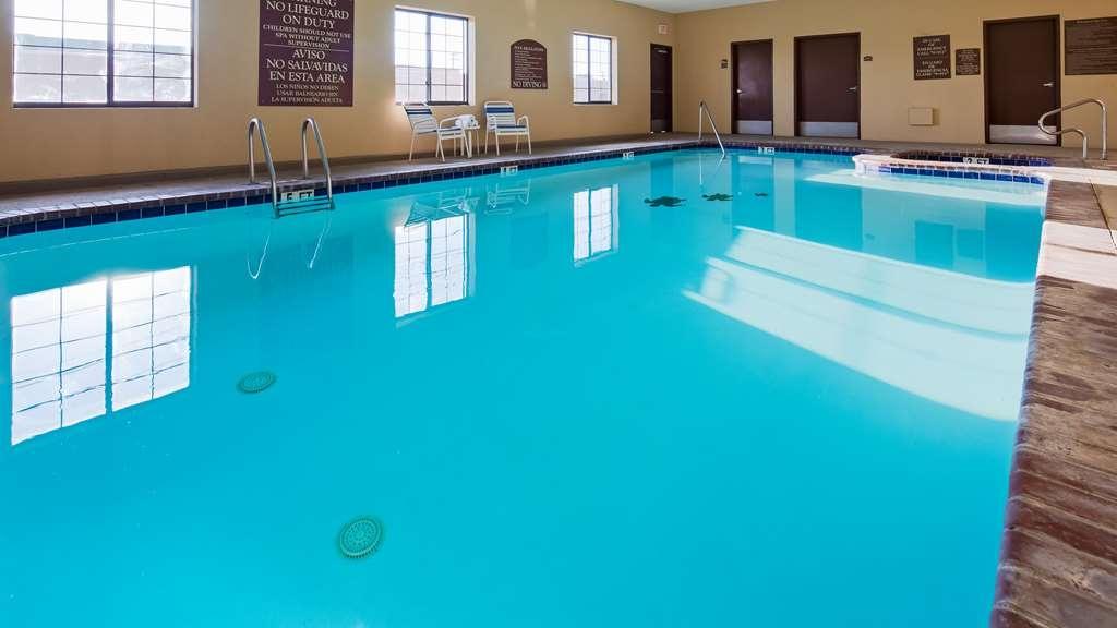 Best Western Lamesa Inn & Suites - Vue de la piscine