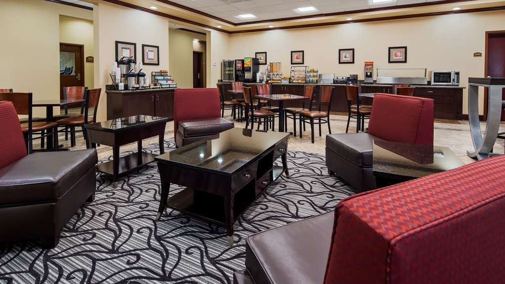 Best Western Lamesa Inn & Suites - Restaurante/Comedor