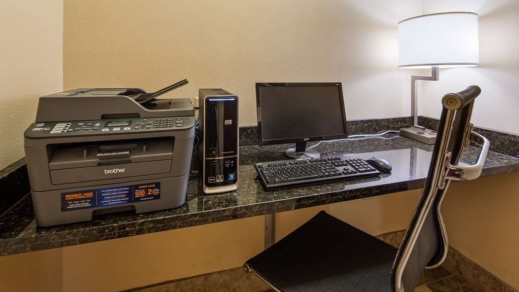 Best Western Lamesa Inn & Suites - centro de negocios-característica