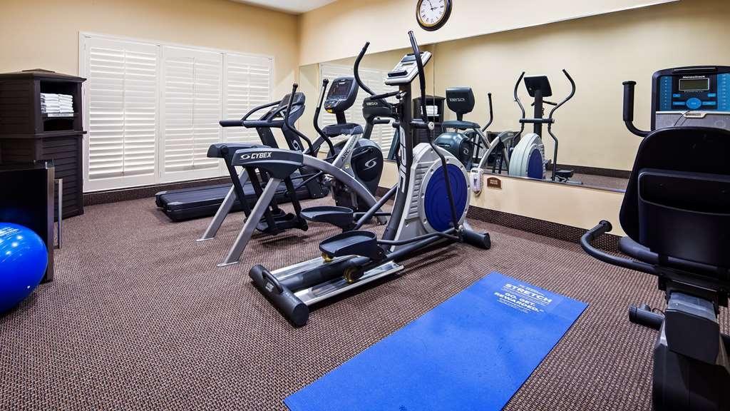 Best Western Lamesa Inn & Suites - Club de salud