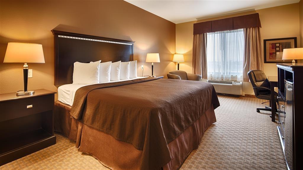 Best Western Lamesa Inn & Suites - Habitación