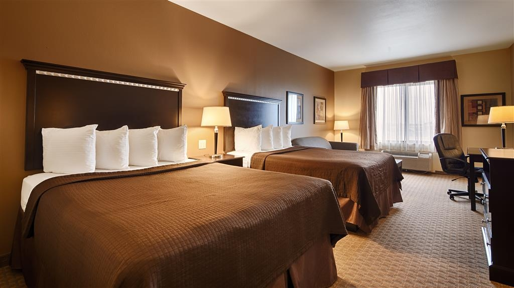 Best Western Lamesa Inn & Suites - Gästezimmer